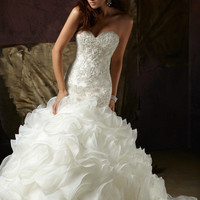 2013 New white/ivory wedding dress custom size 2-4-6-8-10-12-14-16-18-20-22+++++