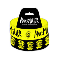 Mac Miller Official Store | Mac Miller Silicone Wristbands