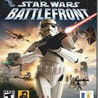 Star Wars Battlefront (PC, 2004) Complete