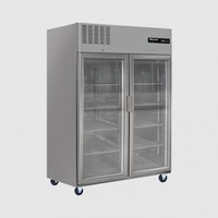 Double Glass Door Fridges | 2 Door Display Fridge for Sale | Koolmax