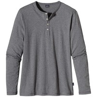 Patagonia Long Sleeve Daily Henley Shirt - Men's