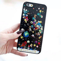 Night Sky Twinkle Star Iphone 5S 6S 6 plus Cases