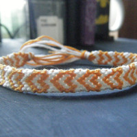 Suicide Prevention Awareness Friendship Bracelet - Proceeds will be donated to To Write Love On Her Arms