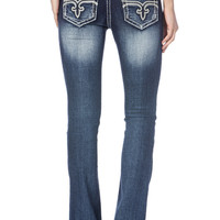 MATTIE BOOT CUT JEAN