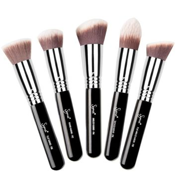 Sigma New Synthetic Kabuki Kit 5 Brushes