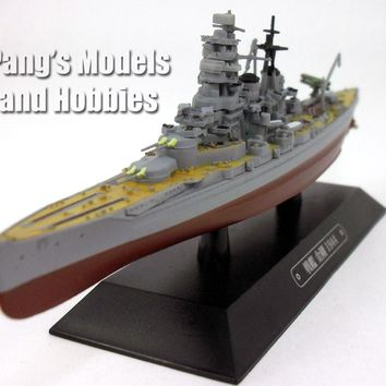 IJN Battleship Kongo 1/1100 Scale Diecast Metal Model Ship by Eaglemoss