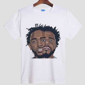ku-you KENDRICK LAMAR & J.Cole T Shirt