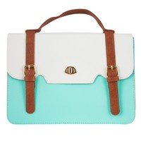 PorStyle Women Strap Pointed Satchel Shoulderbag