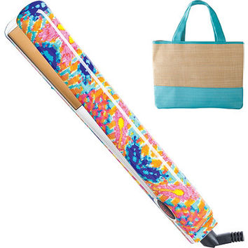 Ultra CHI Coral Reef Flat Iron