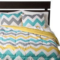 Chevron Comforter from Room Essentials TWIN XL
