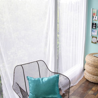 Aeropostale  Sheer Curtain Set