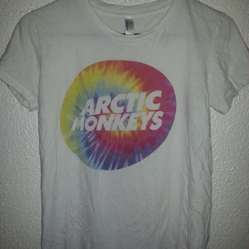 Arctic Monkeys Tye Dye T-Shirt