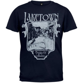 The Hobbit - Laketown Simple Soft T-Shirt