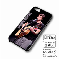 Shawn Mendes Performances iPhone case 4/4s, 5S, 5C, 6, 6 +, Samsung Galaxy case S3, S4, S5, Galaxy Note Case 2,3,4, iPod Touch case 4th, 5th, HTC One Case M7/M8