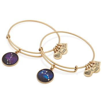 Big And Little Dipper Set Of Two Charm Bangles | Big Brothers Big Sisters Of America