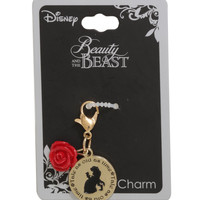 Disney Beauty And The Beast Charm