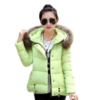 winter jacket women manteau femme parka abrigos mujer coat womens jackets and coats y chaquetas invierno 2016 thick parkas for