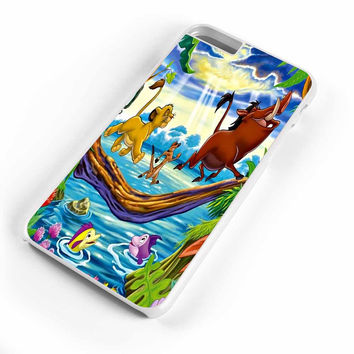 Simba Timon And Pumba iPhone 6s Plus Case iPhone 6s Case iPhone 6 Plus Case iPhone 6 Case