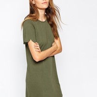 Daisy Street Scallop Dress at asos.com