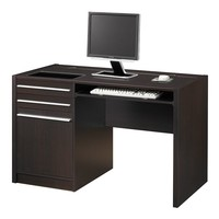 Coaster Computer Connect-It Desk (Brown)