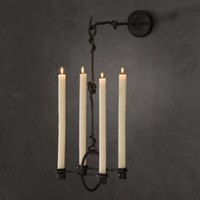 19th C. Belgian Candle Sconce | Candleholders | Restoration Hardware