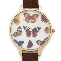 Olivia Burton Luxe Fashion Takes Flight Watch