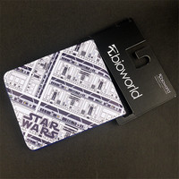 R2D2 #1 Star Wars Bi-Fold Short Wallet With Card Holder