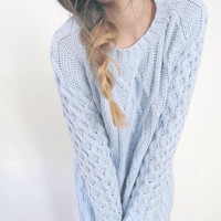 Mystery Sweater - Pastel