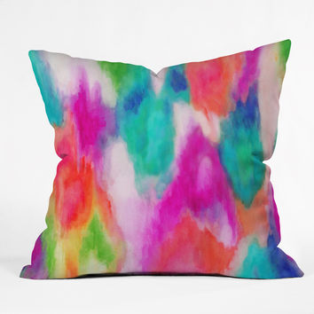 Jacqueline Maldonado Epiphany 2 Outdoor Throw Pillow
