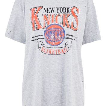 New York Knicks Nibble T-Shirt by UNK X Topshop - New In This Week - New In