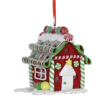 Christmas Ornament - Gingerbread House