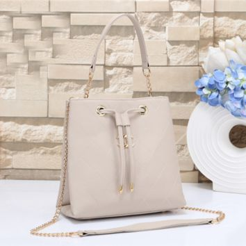 Women Fashion Leather Chain Satchel Shoulder Bag Handbag