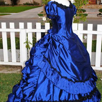 Interview with the Vampire Claudia's Gothic Victorian Gown Custom
