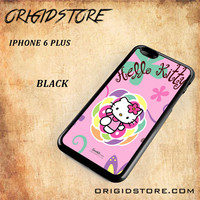 hello kitty 2 For Iphone 6 Plus Case - Gift Present Multiple Choice