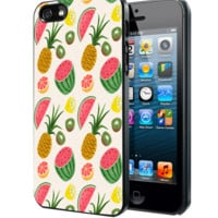 Summer Fruit Pattern Samsung Galaxy S3 S4 S5 Note 3 , iPhone 4 5 5c 6 Plus , iPod 4 5 case