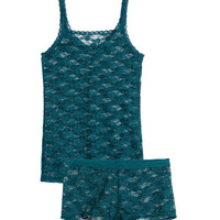 H&M Lace pyjamas £14.99
