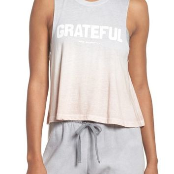 Spiritual Gangster Grateful Graphic Tank | Nordstrom