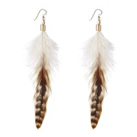 Feather Spirit Earrings