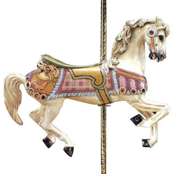 Carousel Horse : Toys For Girls at PoshTots