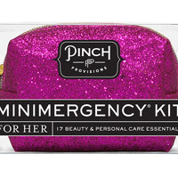 Pinch Glitter Minimergency Kit - Pink
