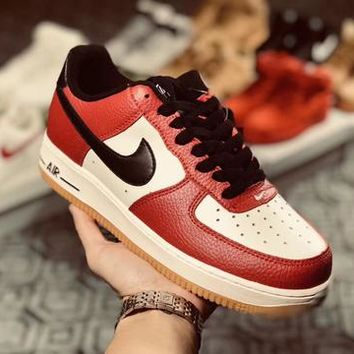 Nike Air Force 1 Whites Low Sneaker Shoes