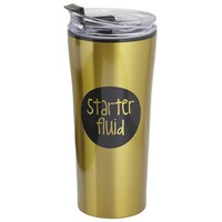 Starter Fluid Travel Mug