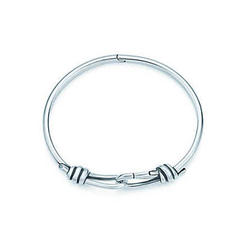 Tiffany & Co. - Paloma Picasso®:Knot Hinged Bangle
