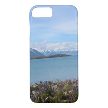 Beautiful New Zealand Lake Tekapo iPhone Case