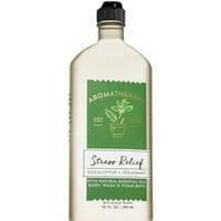 STRESS RELIEF - EUCALYPTUS & SPEARMINTBody Wash & Foam Bath