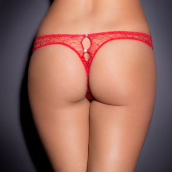 New In by Agent Provocateur - Annoushka Thong
