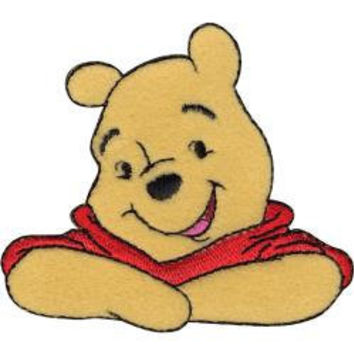 Winnie The Pooh, Disney, Iron On Applique, Wrights Product