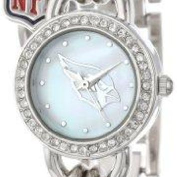 Game Time Womens NFL Charm Series Watch
