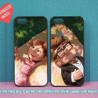 iphone 5C case,Up,Carl and Ellie,iphone 5S case,iphone 5 case,iphone 4 case,ipod 4 case,ipod 5 case,Blackberry Z10 case,Q10 case