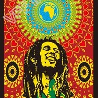 Bob Marley One Love Flag Jamaica Rasta Flag 3ft x 5ft Polyester Banner Flying 150* 90cm Custom outdoor AF54
